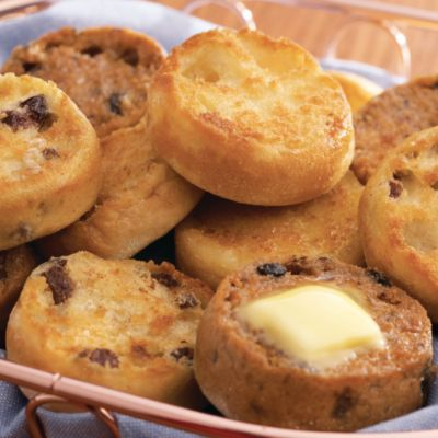 Create-Your-Own Mini English Muffins 6-Pack