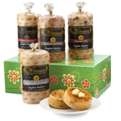 Signature English Muffin Sampler