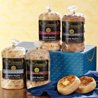 Create-Your-Own Signature Muffins 4-Pack - Gift Box