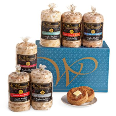 Create-Your-Own Signature Muffins 6-Pack - Gift Box