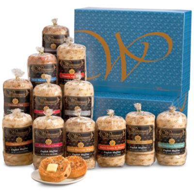 Create-Your-Own Signature English Muffins Gift Box - Twelve Packages