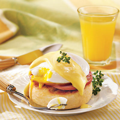 Entirely Eggs Benedict