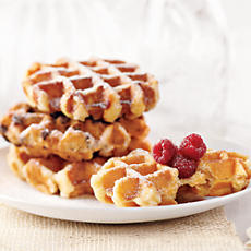 Blissful Belgian Waffles
