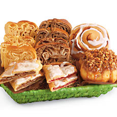 Pastry Paradise with Basket