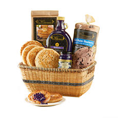 Blueberry Gift Basket
