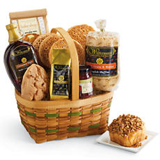 <span style=color:#bb0011>NEW</span> Hearty Breakfast Gift Basket