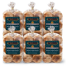 1910 Original Recipe Mini English Muffins 6-Pack