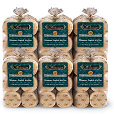 San Francisco Sourdough Mini English Muffins 6-Pack