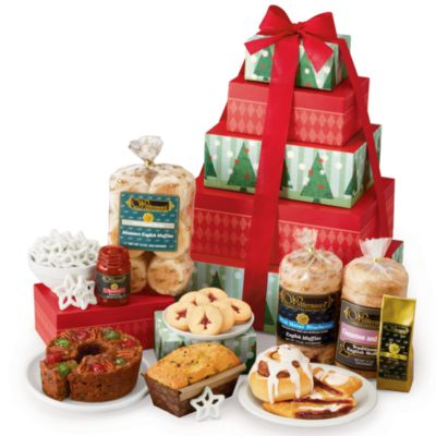 Christmas Cheer Gift Tower Deluxe
