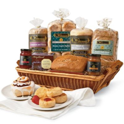 Breakfast Bounty Gift Tray