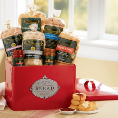 Keepsake Bread Box Tin