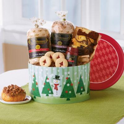 Christmas Cheer Gift Tin