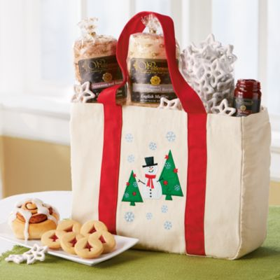 Christmas Cheer Gift Tote