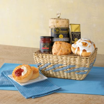 Bright Breakfast Gift Basket Classic