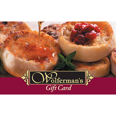 Wolferman's® Gift Card