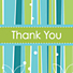 Thank You - Stripes