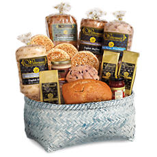Wake Up to Wonderful Basket Deluxe