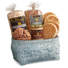 Wake Up to Wonderful Basket Delight