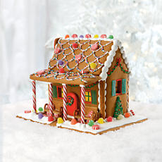 <span style=color:#bb0011>NEW</span> Gingerbread House