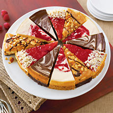 <span style=color:#bb0011>NEW</span> Cheesecake Party Wheel