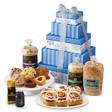 Winter Wonderland Gift Tower Deluxe