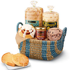 Wake Up To Wonderful Gift Basket Delight