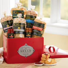 <span style=color:#bb0011>NEW</span> Keepsake Bread Box Tin