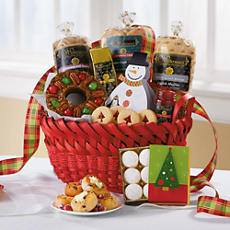 <span style=color:#bb0011>NEW</span> Holiday Gift Basket