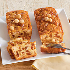 NEW Pineapple Macadamia Nut Cake Duo
