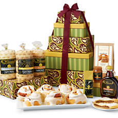 Gourmet Gift Tower Deluxe