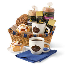 NEW Coffee Gift Basket