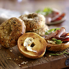 NEW Davidovich Bakery Everything Bagels