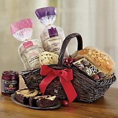 Chocolate Cherry Gift Basket