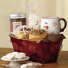 Hot Chocolate Holiday Tin