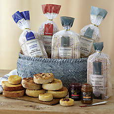 Morning Muffins Gift Basket