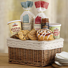 Cozy Morning Gift Basket