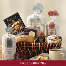 Bakery Bounty Gift Basket