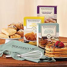 Gourmet Baking Mix Essentials