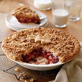 Cranberry Supreme Pie