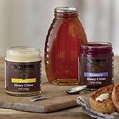 Create-Your-Own Honey Crème Three-Jar Sampler