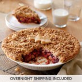 Cranberry Supreme Pie