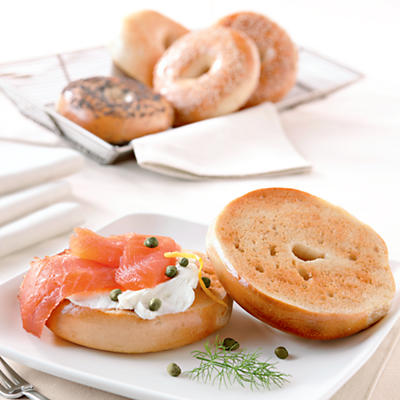 New York Style Bagel Sampler