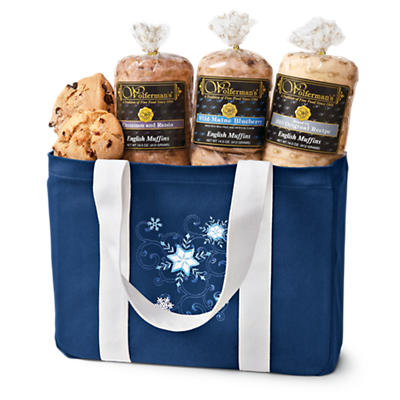 Winter Wonderland Gift Tote