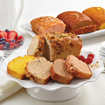 Create-Your-Own Country Tea Breads 4-Pack