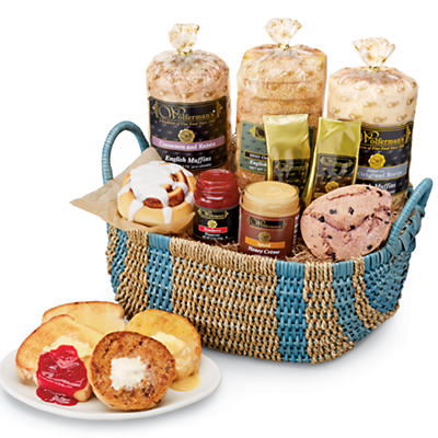 Wake Up To Wonderful Gift Basket Classic