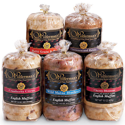 Signature English Muffins 5-Pack
