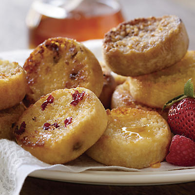 Mini English Muffins Sampler