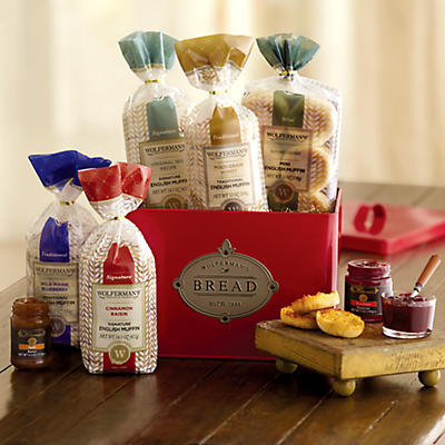 Keepsake Bread Box Tin