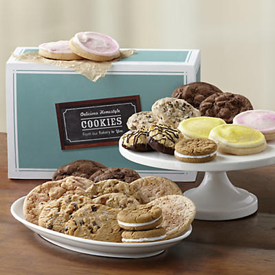 Create-Your-Own Cookie Collection - Two Dozen
