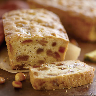 Pineapple Macadamia Nut Cake Duo